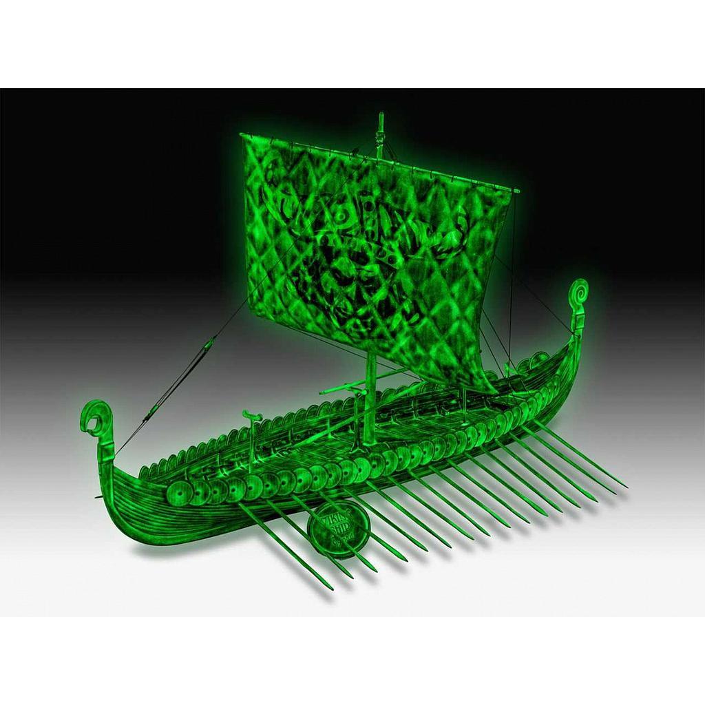 Revelli Viikingi kummituselaev