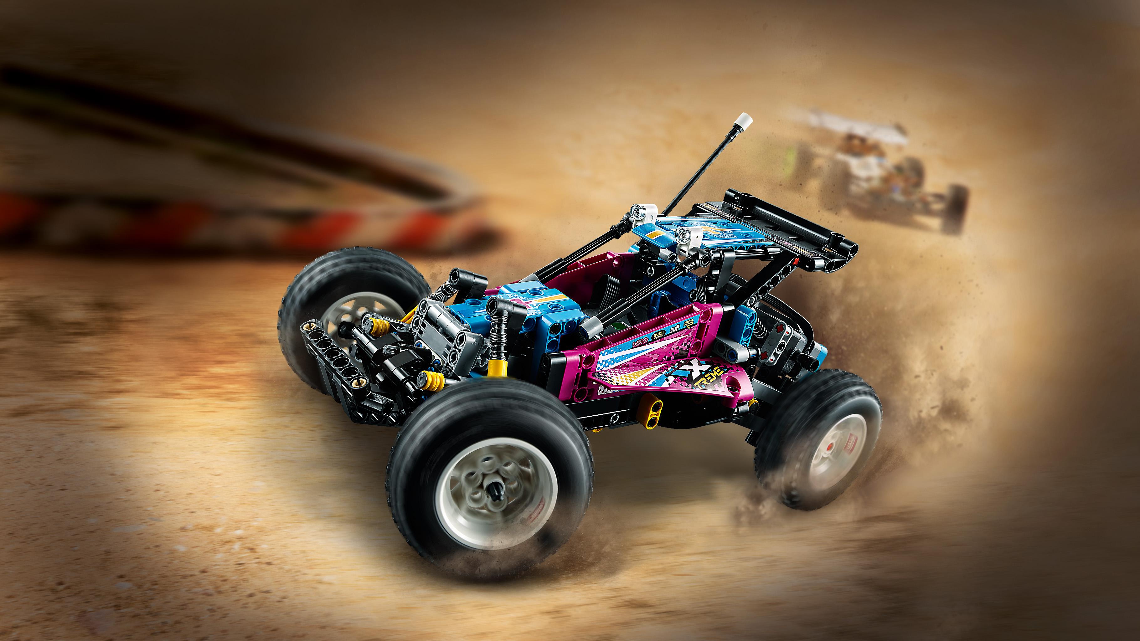 LEGO Technic Maastikubagi 42124