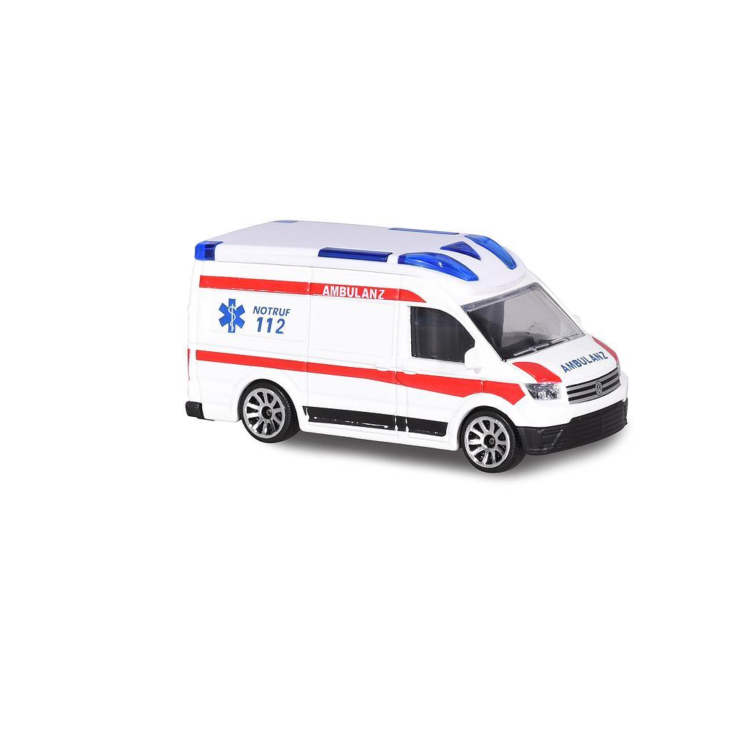 Majorette operatiivautode mudelid