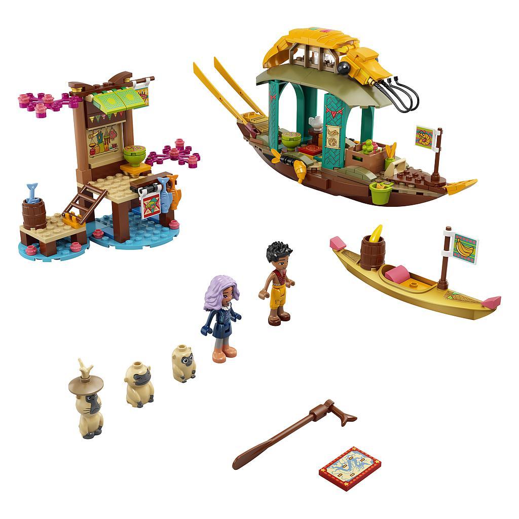 LEGO Disney Princess Bouni paat