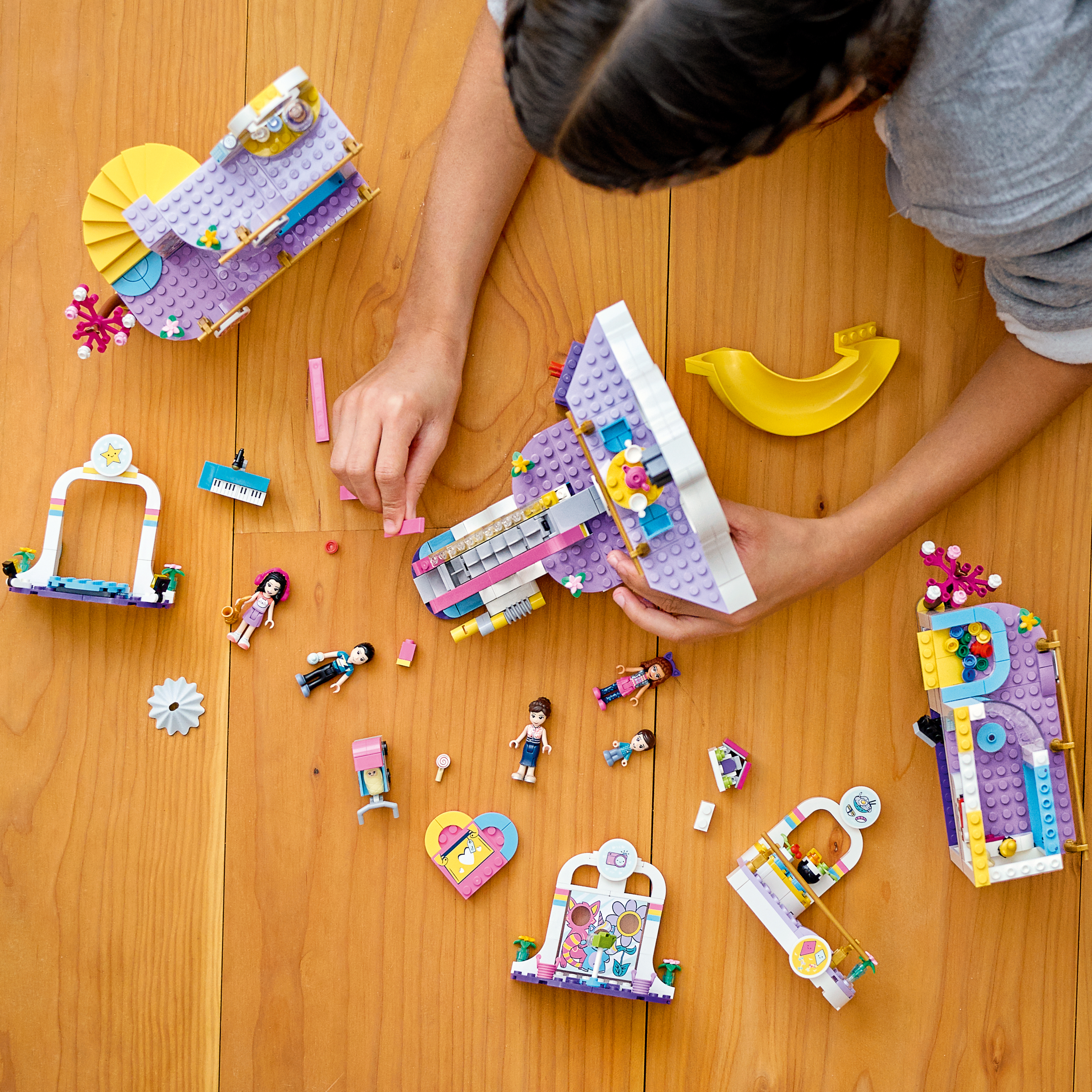 LEGO Friends Heartlake City kaubanduskeskus 41450