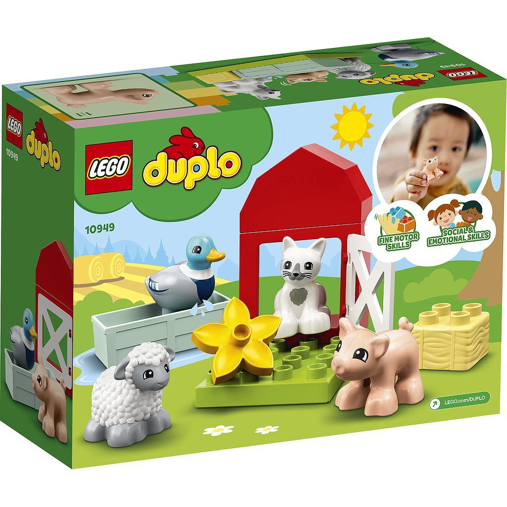 LEGO DUPLO Taluloomade turvakodu
