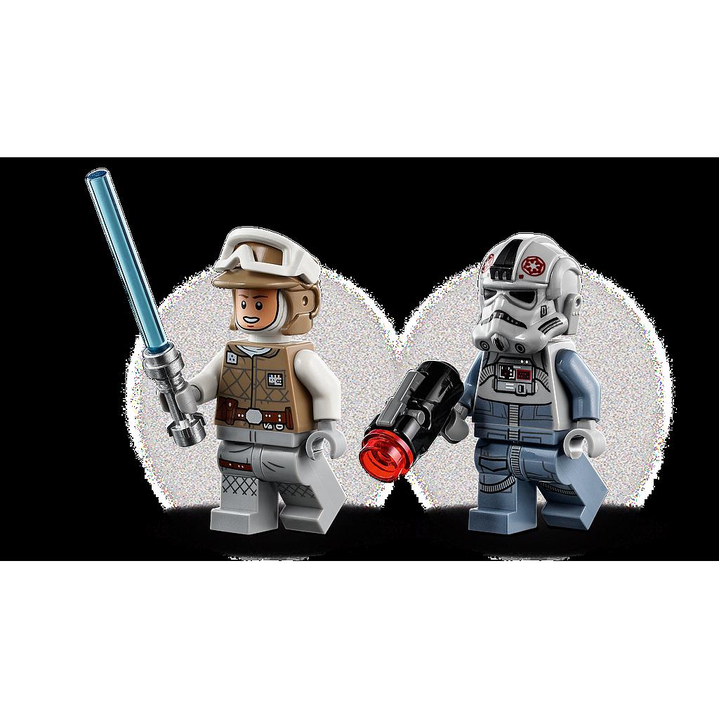 LEGO Star Wars AT-AT vs.Tauntaun mikrovõitlejad