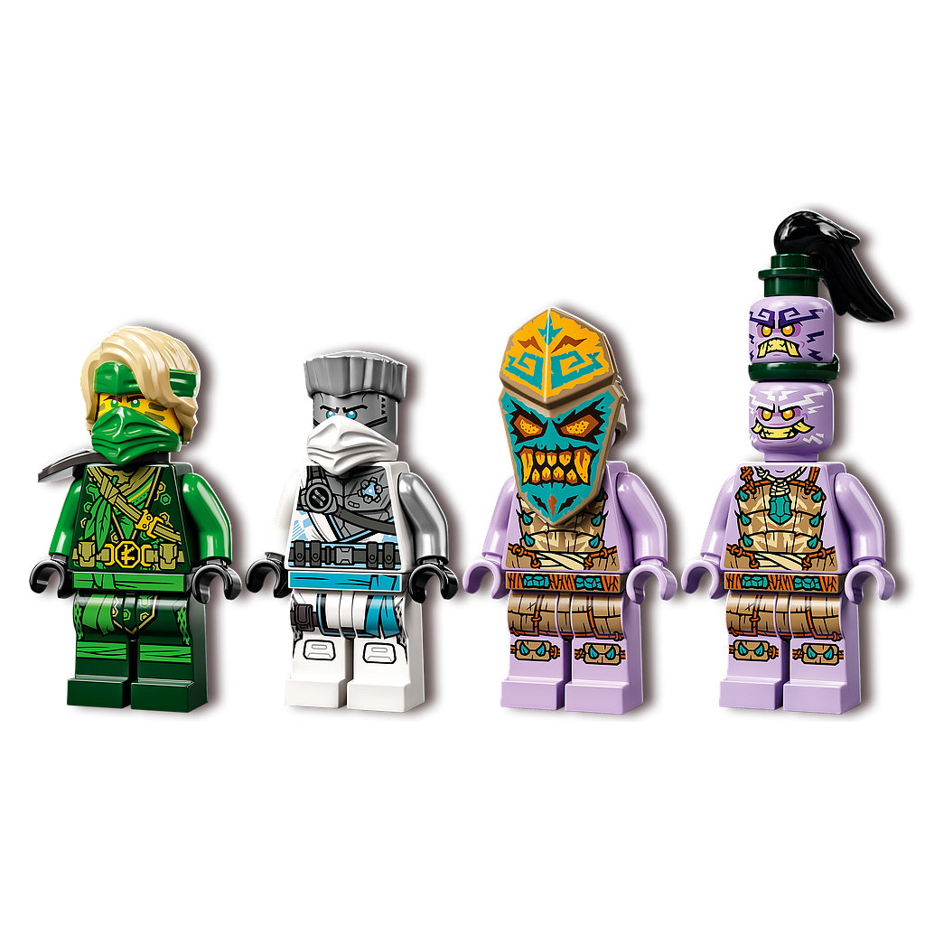 LEGO Ninjago Džunglidraakon