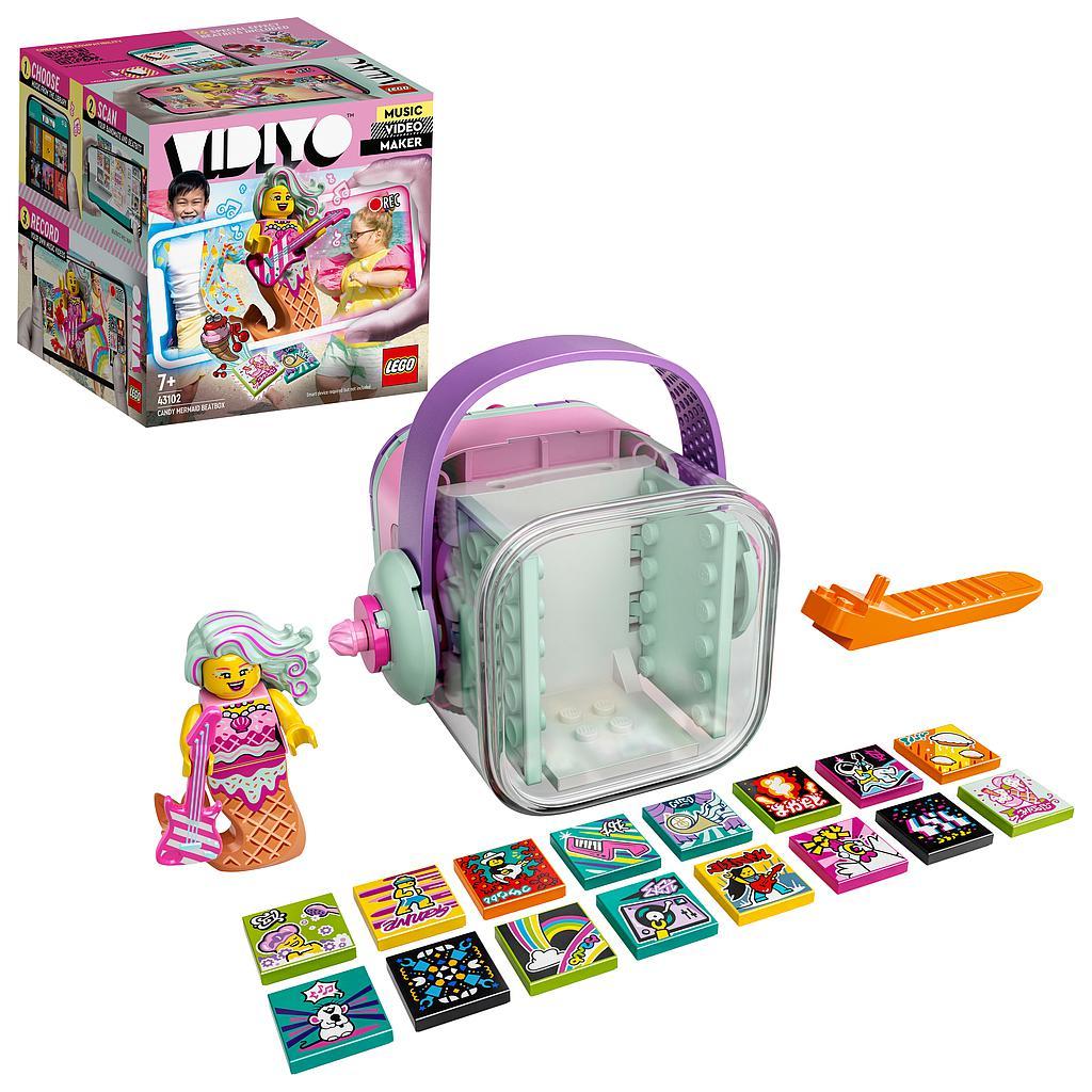 LEGO Vidiyo Candy Merineitsi BeatBox