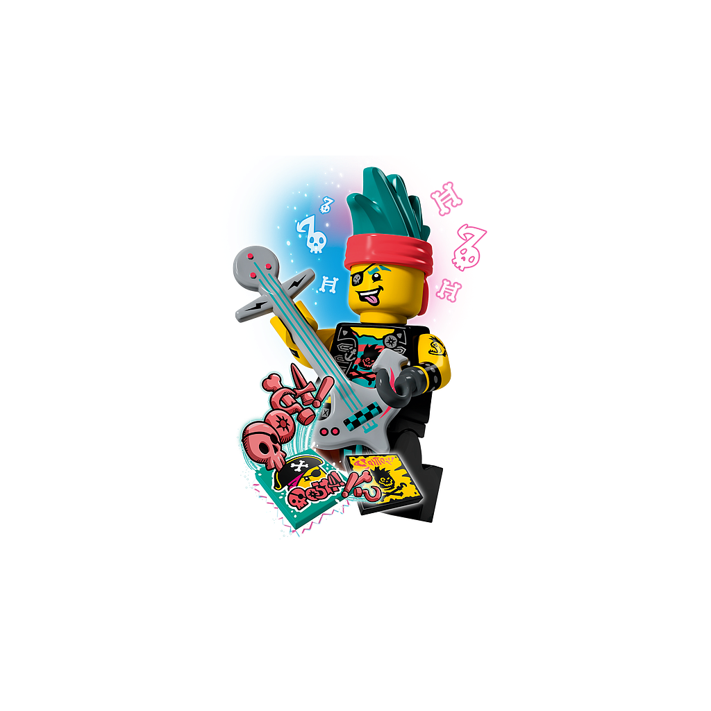 LEGO Vidiyo Punk Piraadi BeatBox