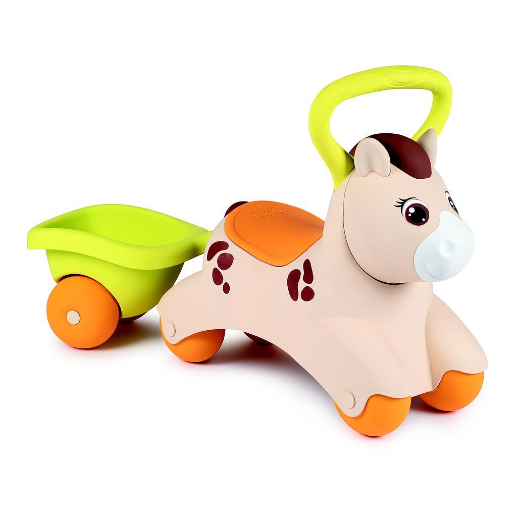 Smoby pealeistutav poni