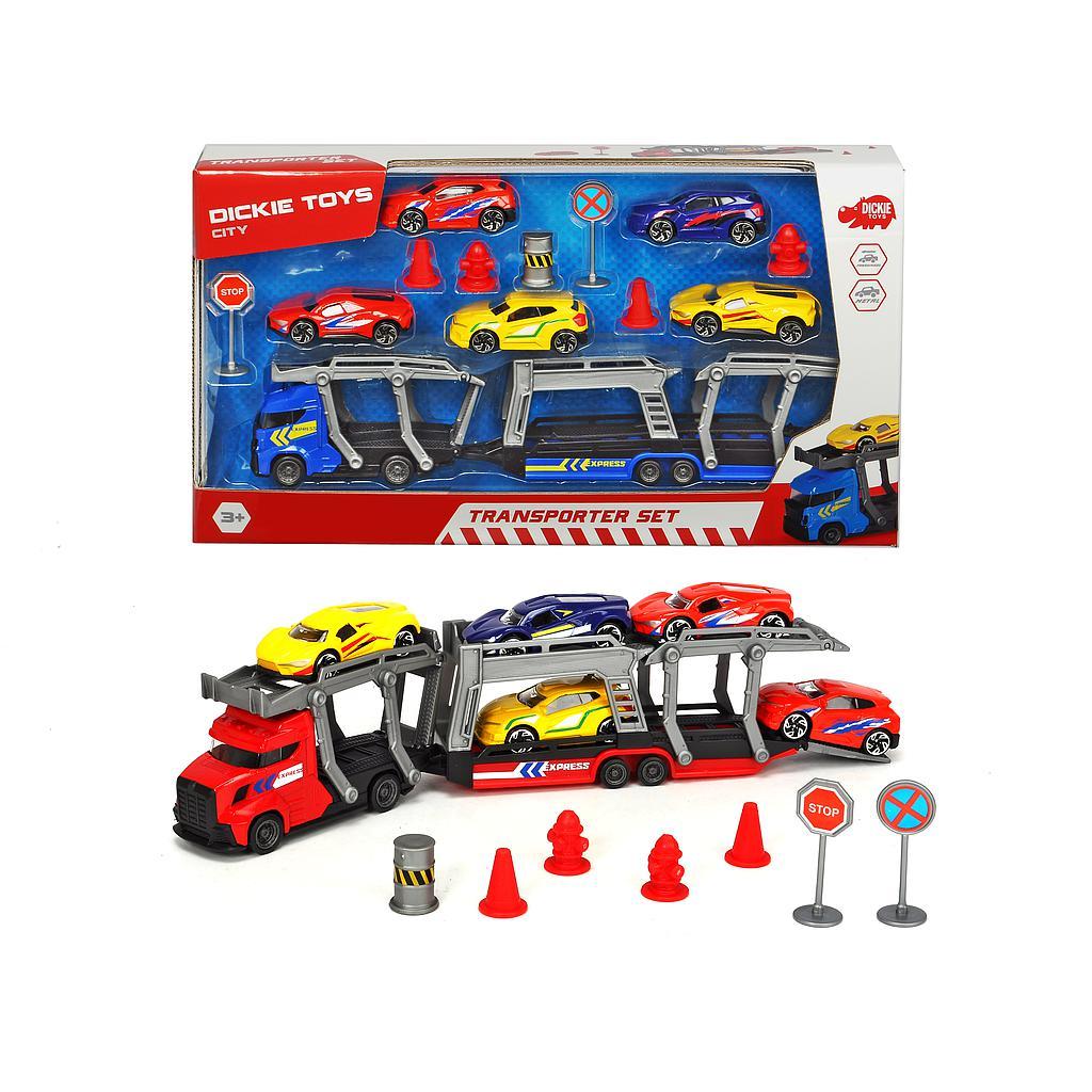 Dickie Toys treiler