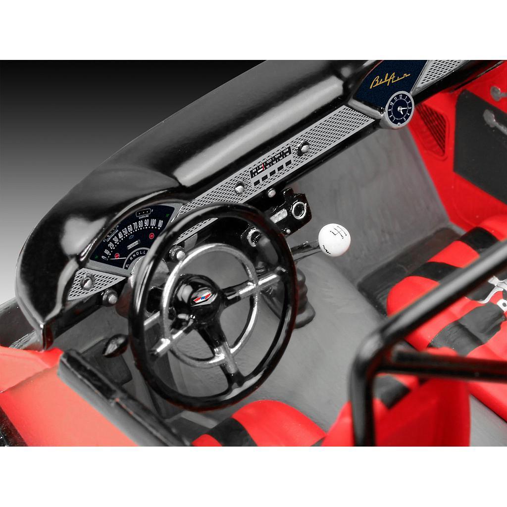 Revell liimitav mudel 56 Chevy Custom 1:24