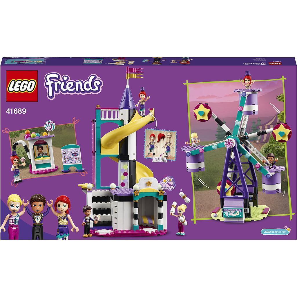 LEGO Friends Maagiline vaateratas ja liumägi