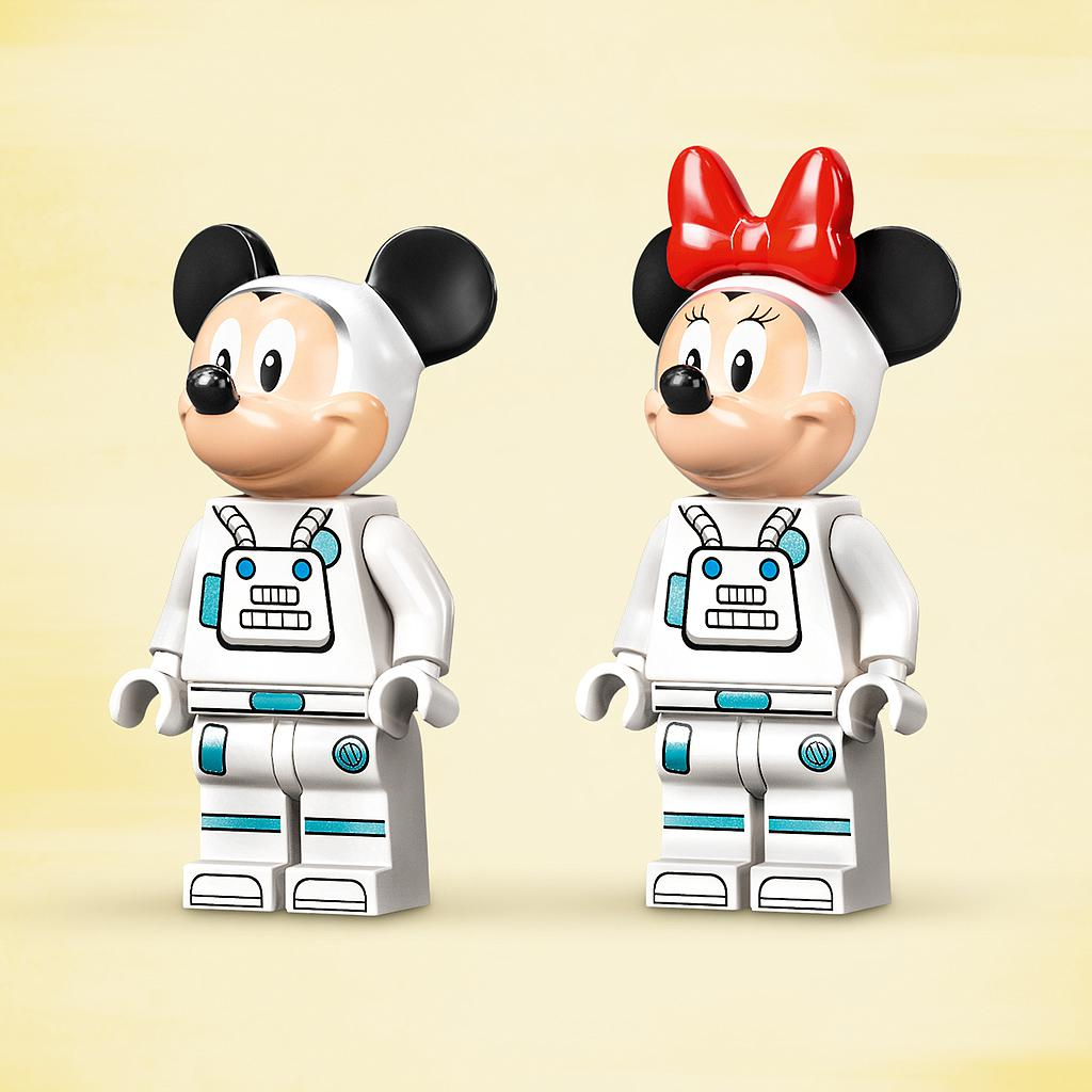 LEGO Disney Miki Hiire ja Minni Hiire kosmoserakett