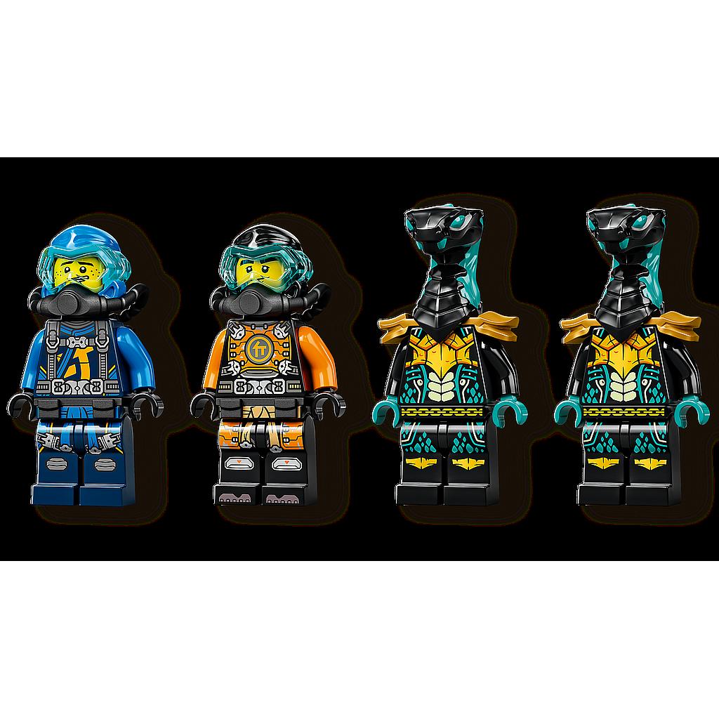 LEGO Ninjago Ninja allveekihutaja