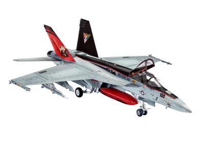 Revell F/A-18E Super Hornet 1:..