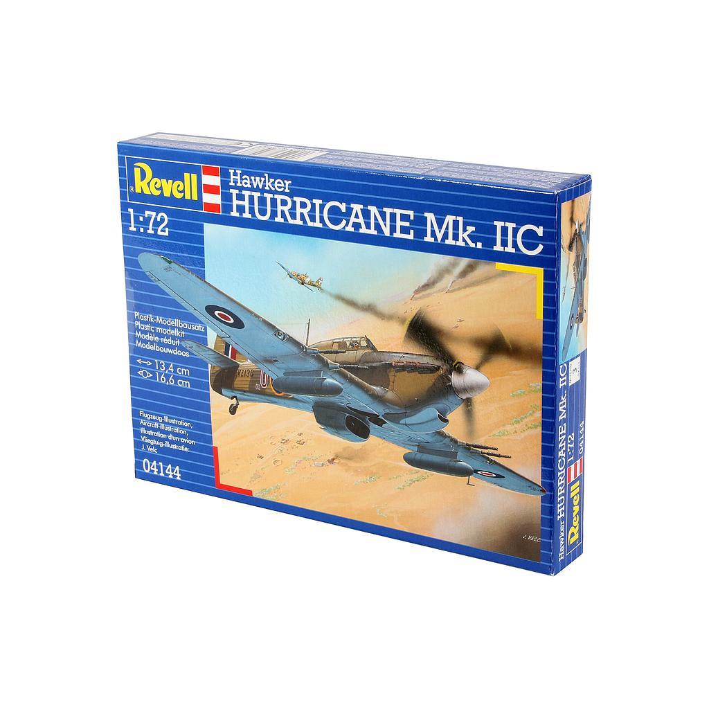 Revell Hawker Hurricane Mk IIC..