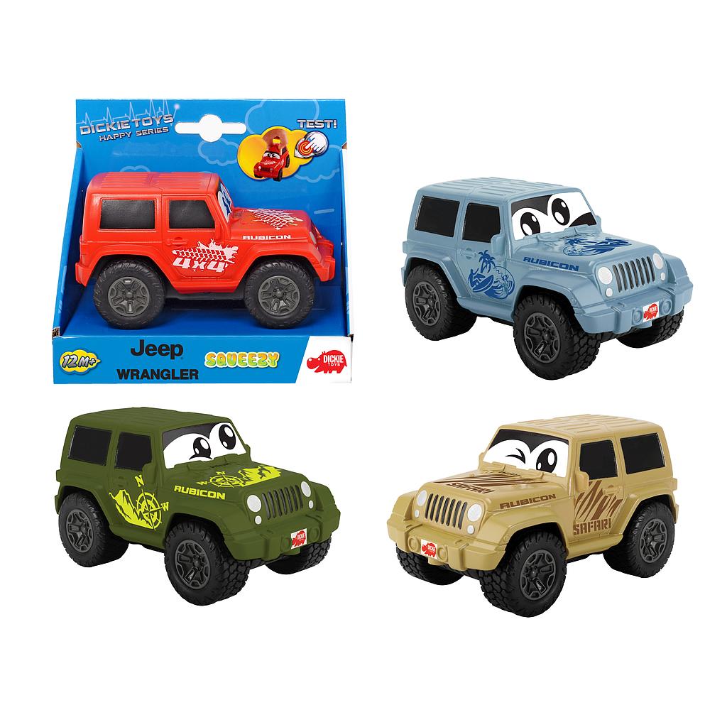 Simba pehme auto Jeep Wrangler
