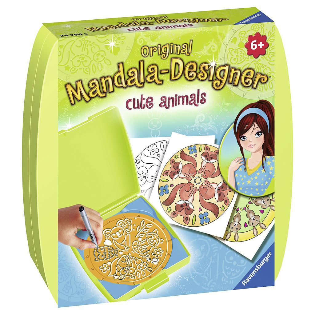 Ravensburger Mini Mandala Lemmikloomad