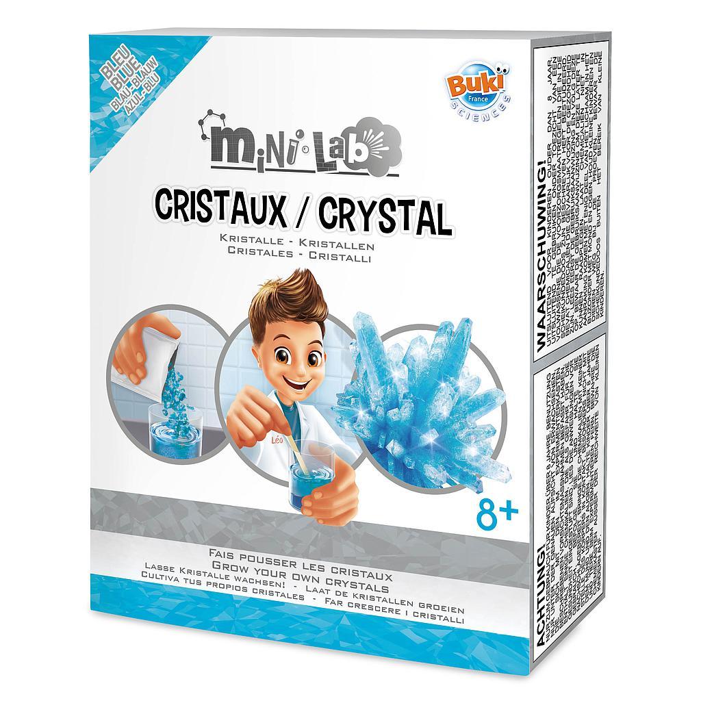 Mini Lab Kristall sinine