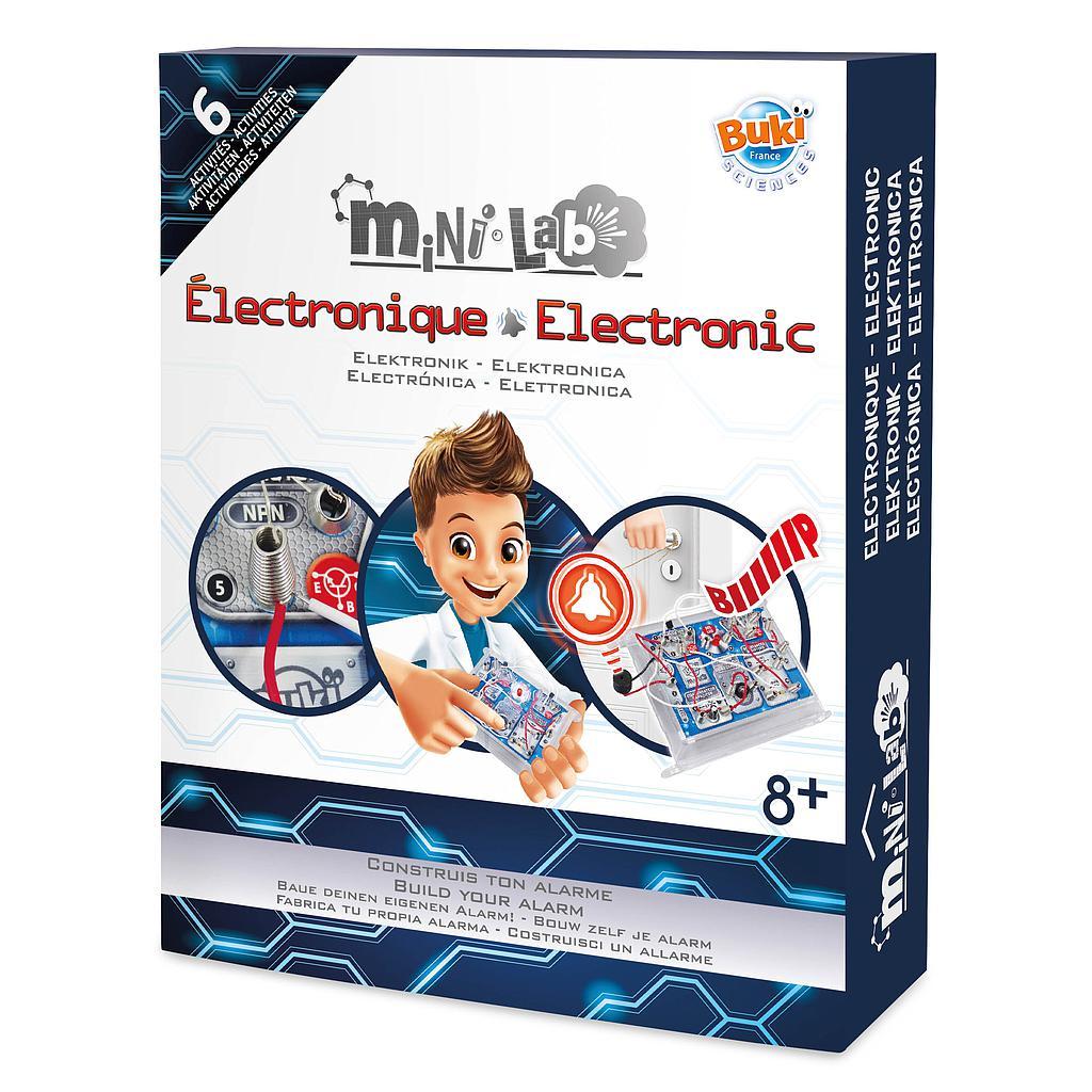 Mini Lab Elektroonika