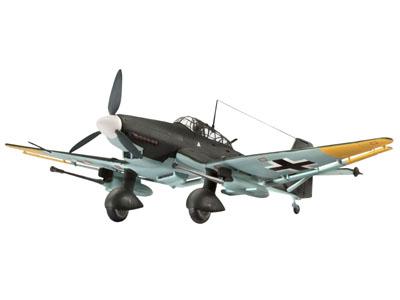 Revell Junkers Ju 87 G-2 `Ta..