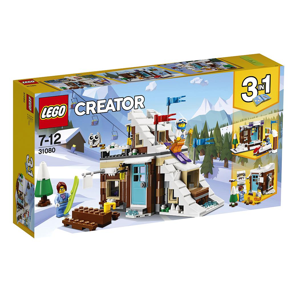 LEGO Creator Moodulehitis talv..