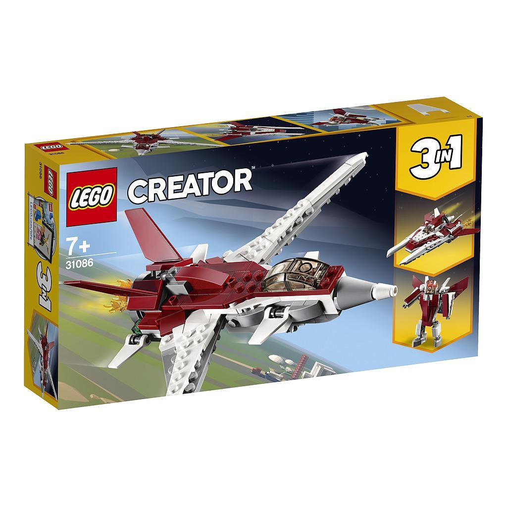LEGO Creator Futuristlik lennu..