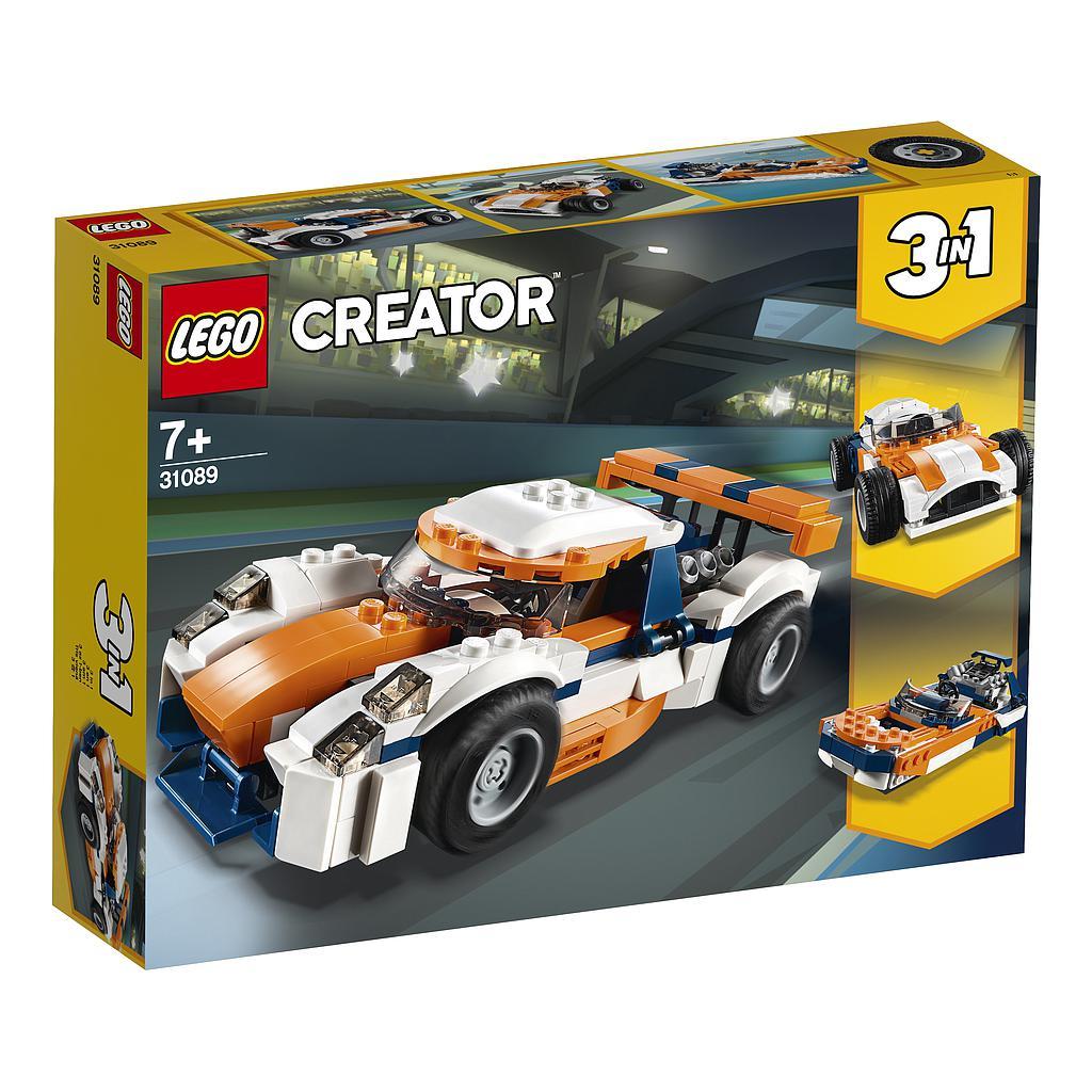 LEGO Creator Päikeseloojangu-v&otil..