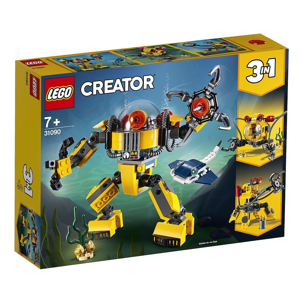 LEGO Creator Veealune robot