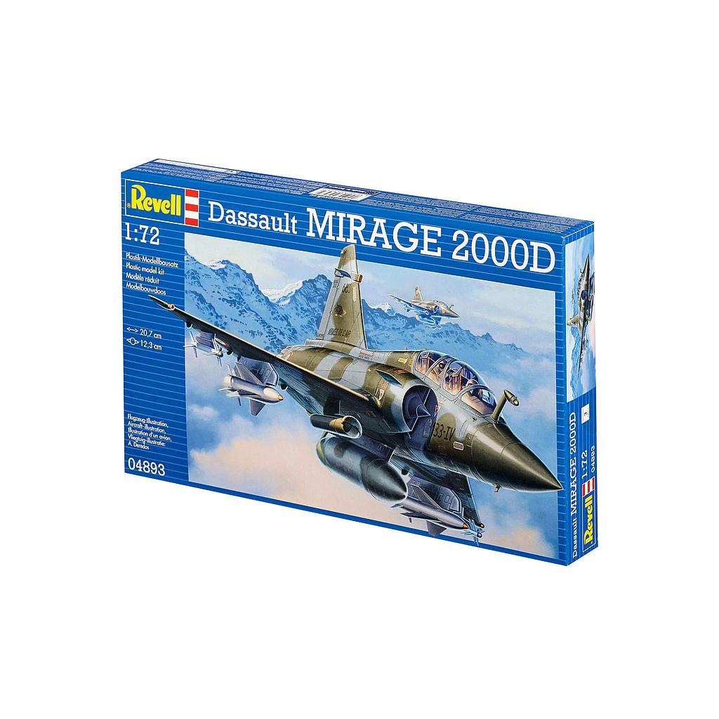 Revell Dassault MIRAGE 2000D..