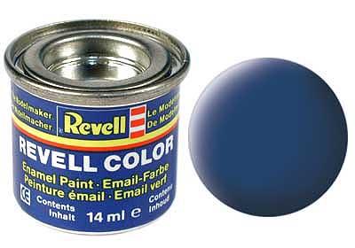 Revell emailvärv sinine matt