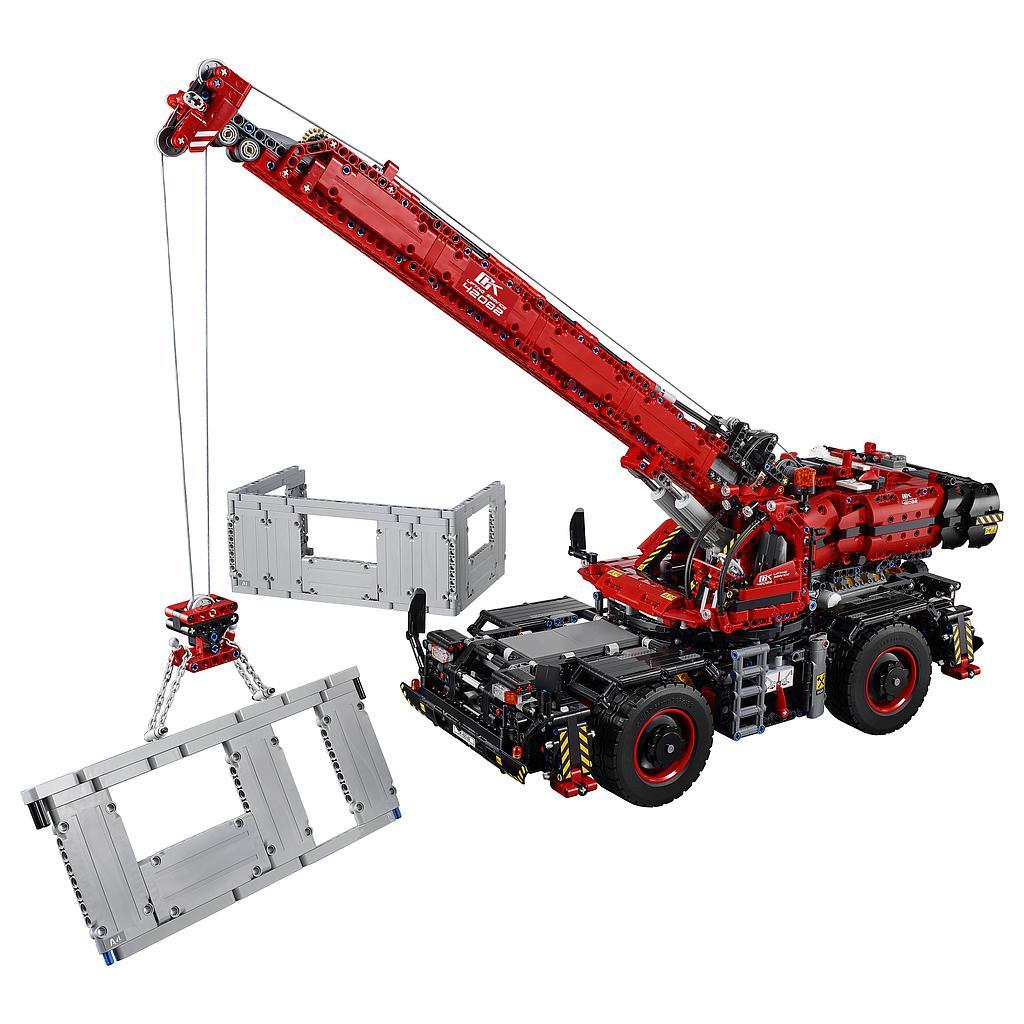 LEGO Technic Konarliku maastik..