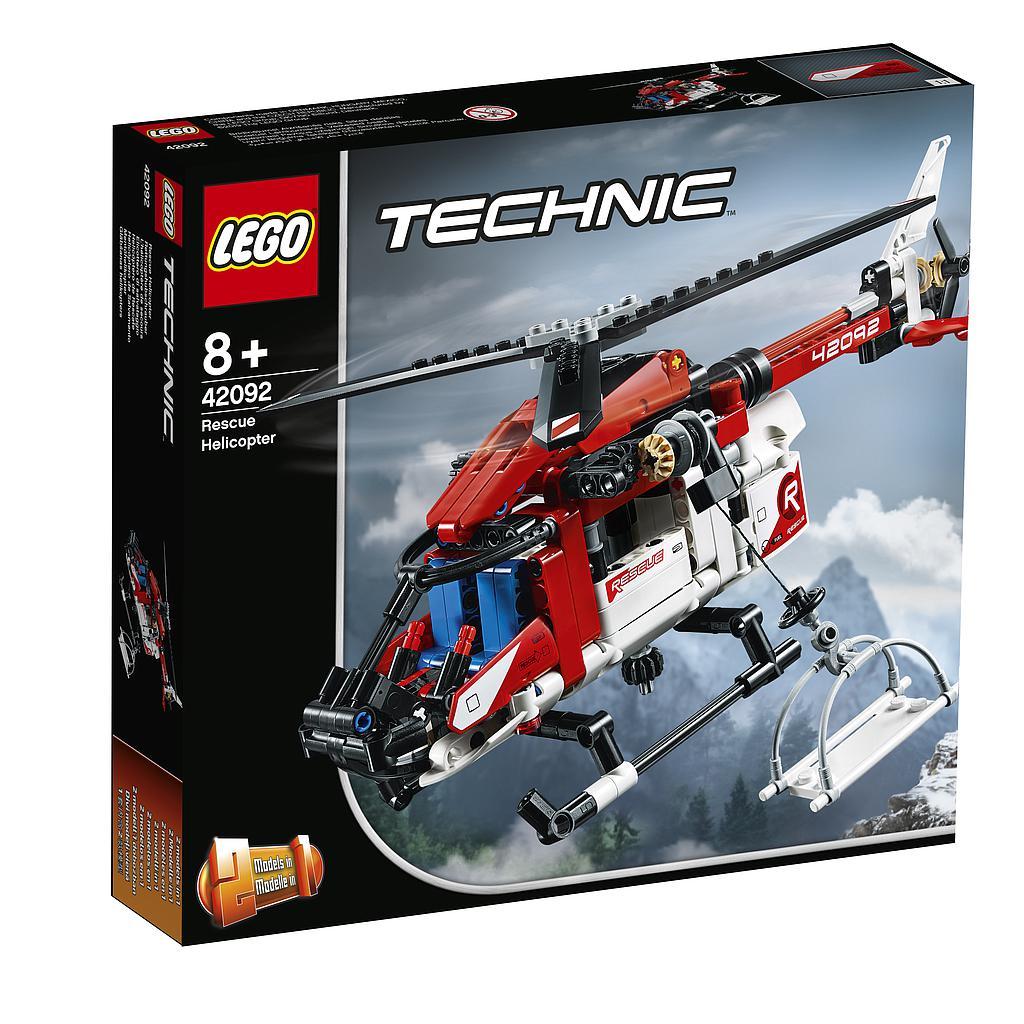 LEGO Technic Päästeh..