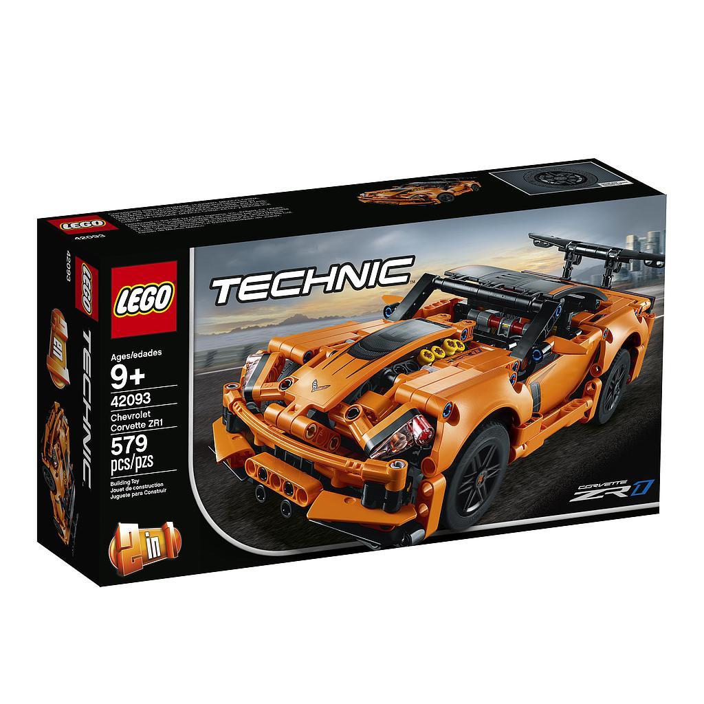 LEGO Technic Chevrolet Corvett..