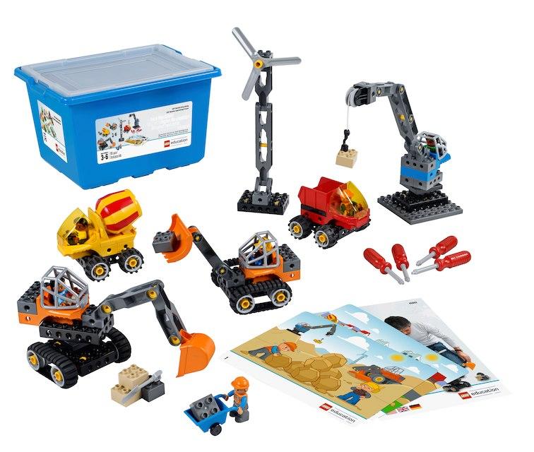LEGO Education DUPLO Tööstusmasinad 45002