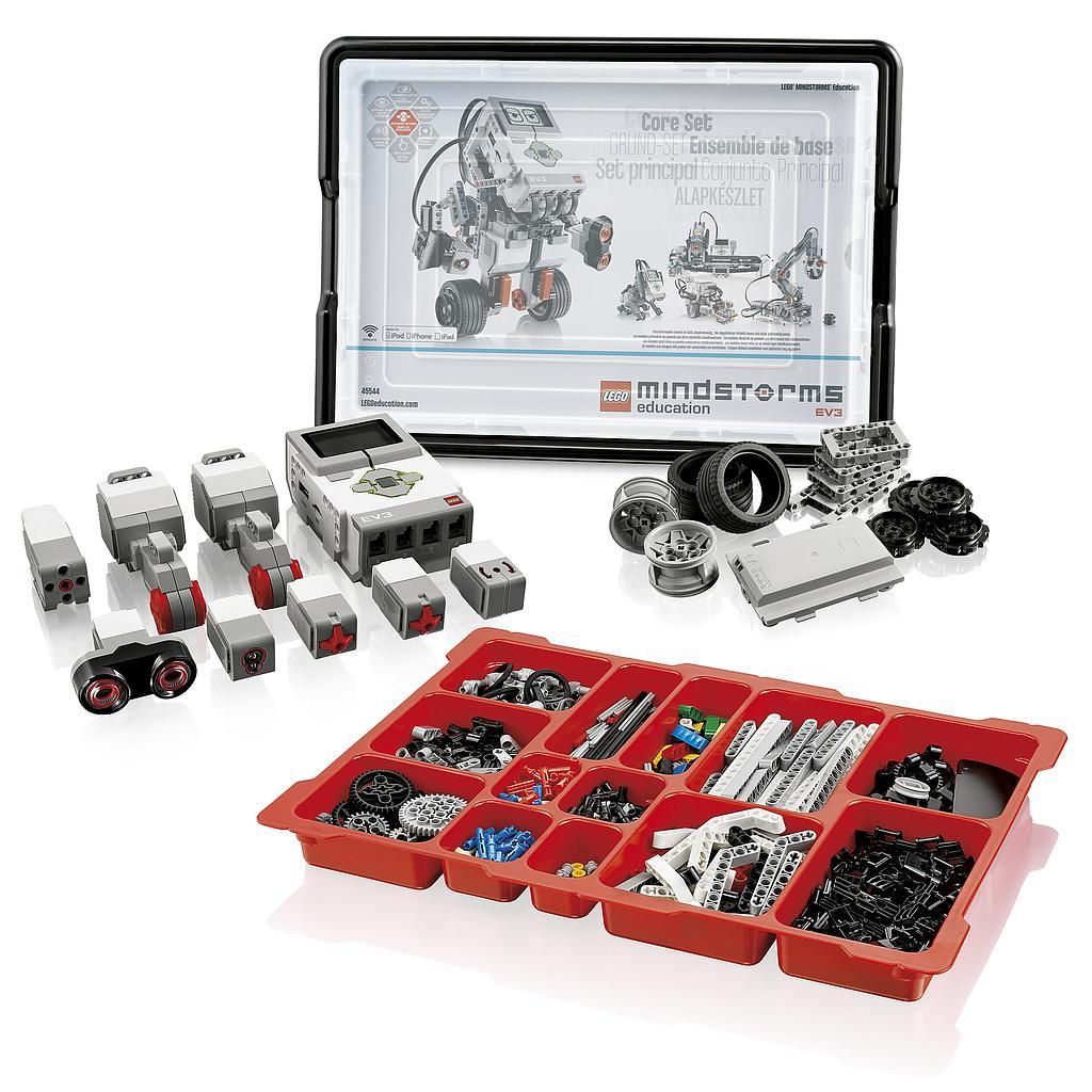LEGO MINDSTORMS Education EV3 Põhikomplekt