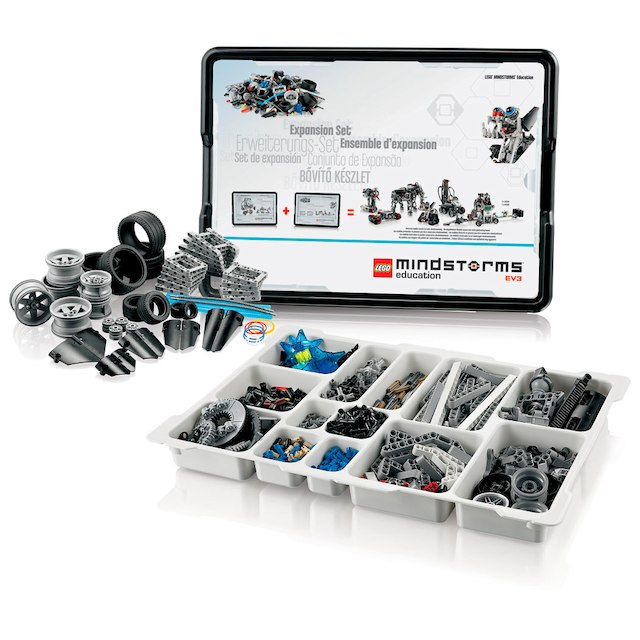LEGO MINDSTORMS Education EV3 Lisakomple..