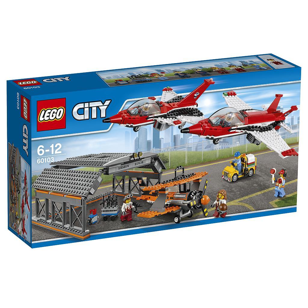 LEGO City Lennujaama õh..
