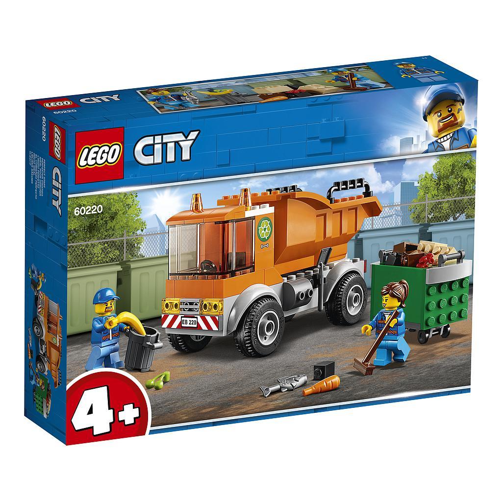 LEGO City Prügiveoauto