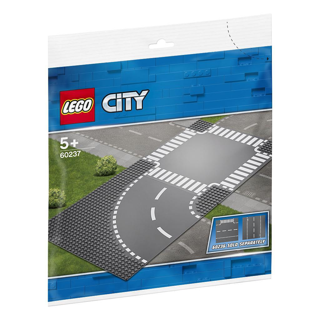 LEGO City kurv ja ristmik
