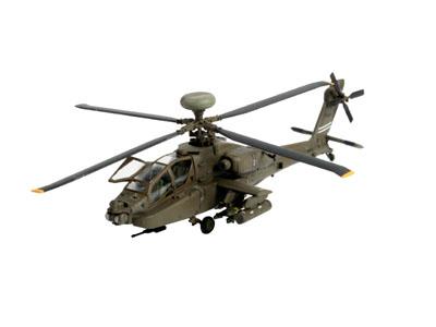 Revell mudelikomplekt AH-64D Longbow Apache 1:144