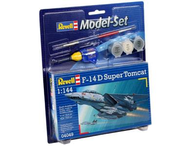 Revell mudelikomplekt F-14D Su..
