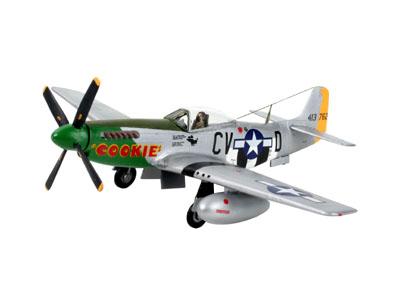 Revell mudelikomplekt P-51 D M..