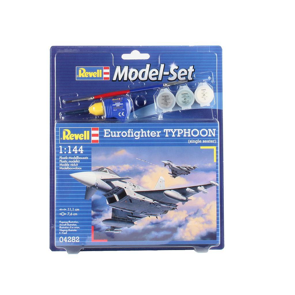 Revell mudelikomplekt Eurofighter Typhoo..