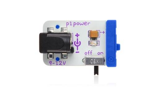 littleBits toitemoodul