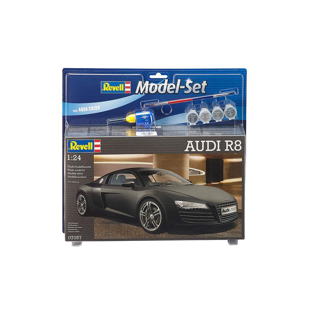 Revell mudelikomplekt AUDI R8 ..