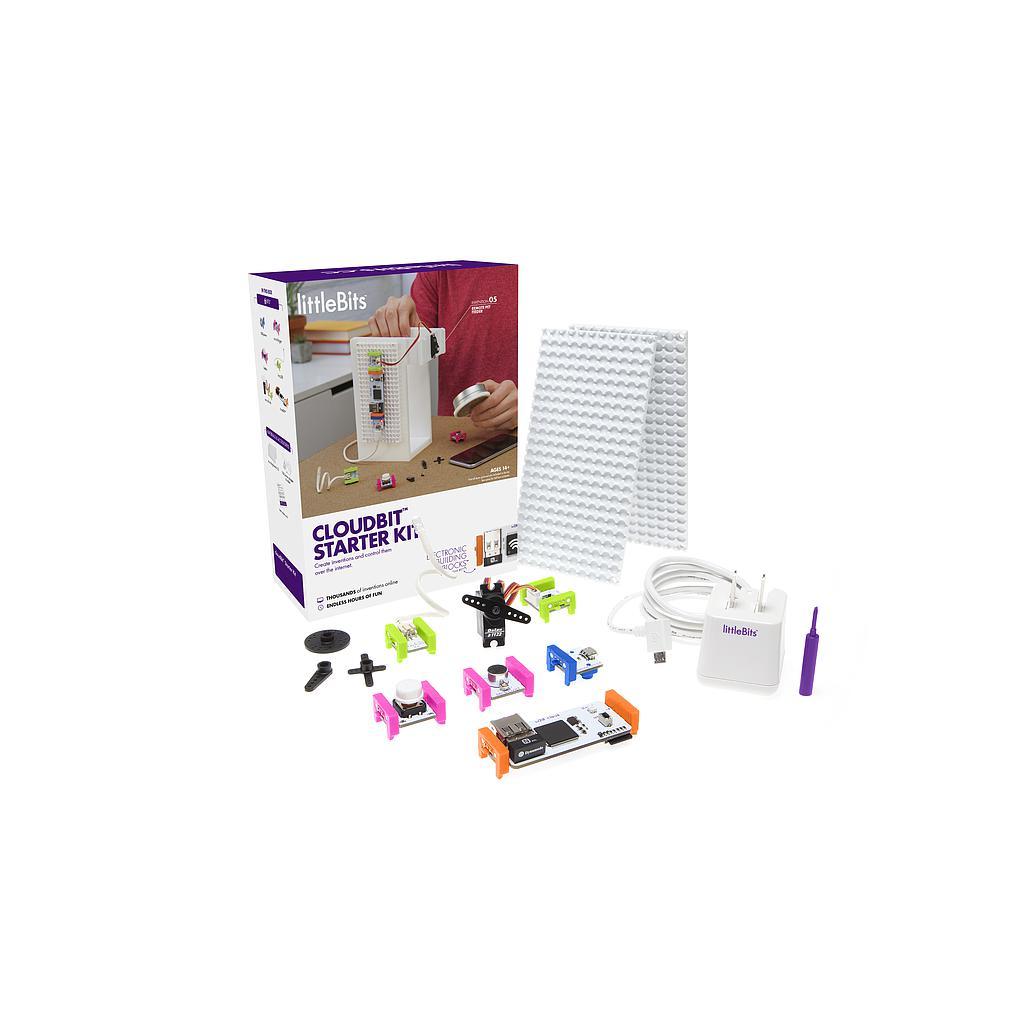 littleBits pilvekomplekt Rev B