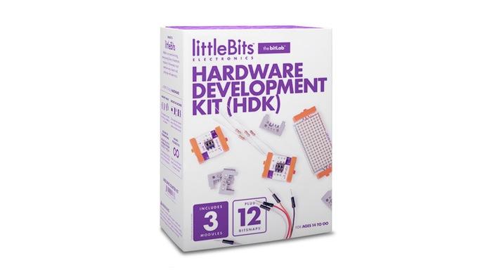 littleBits riistvara arenduskomplekt