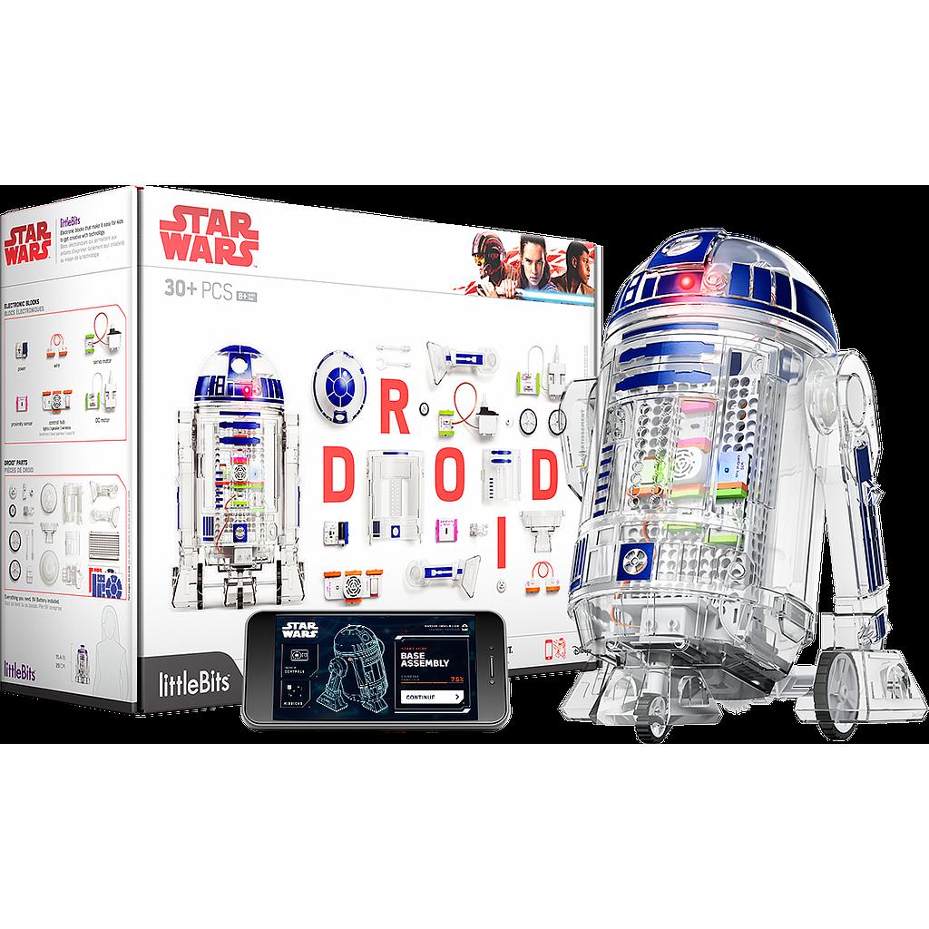 littleBits Star Wars DROID leiutamiskomplekt