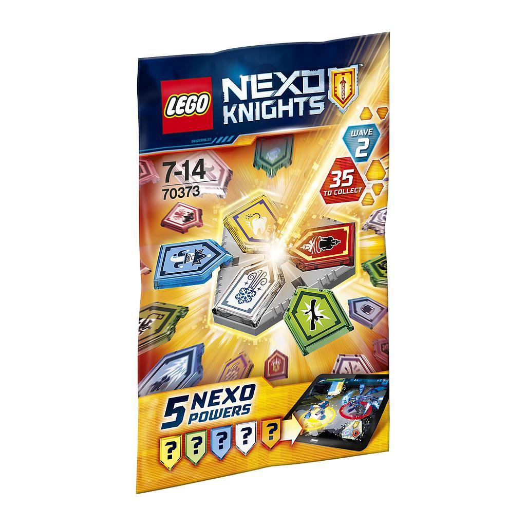 LEGO Nexo Knights NEXO j&otild..