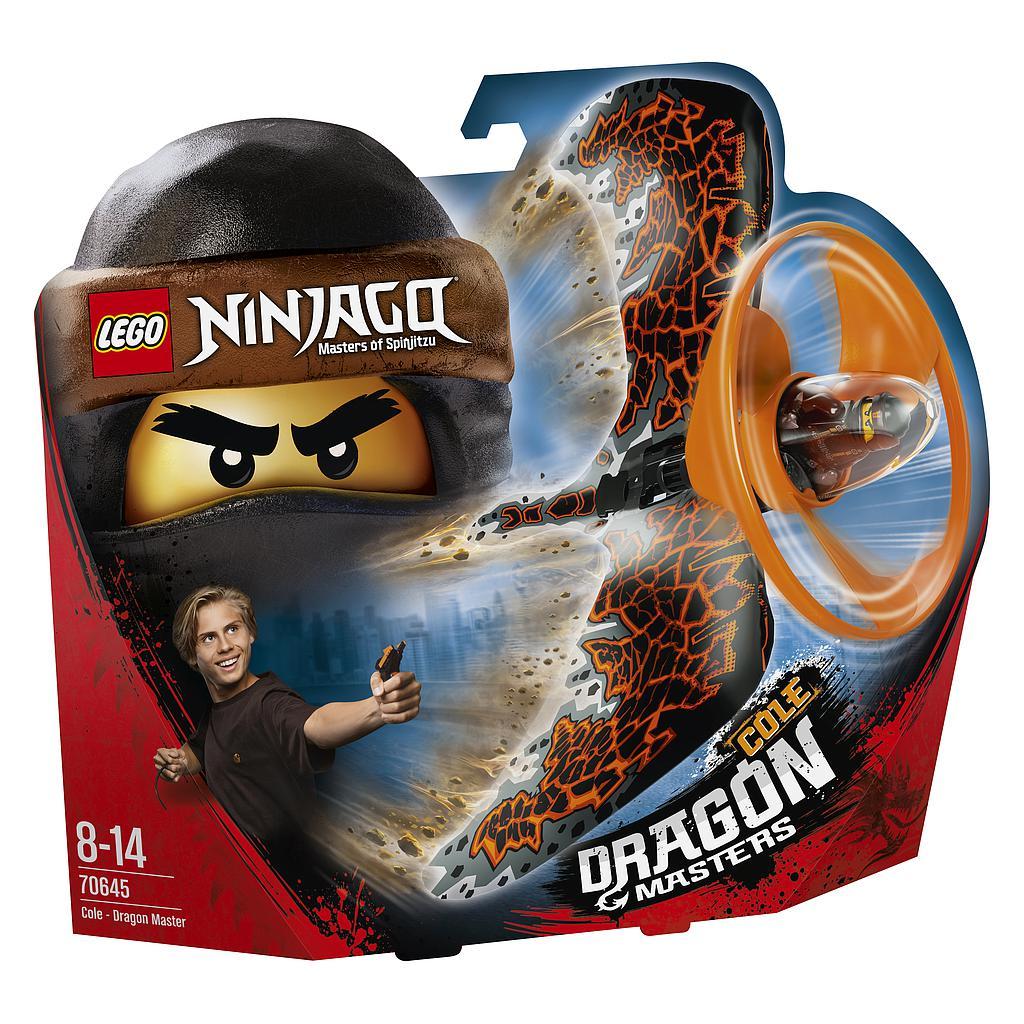 LEGO Ninjago Cole-draakoni isand
