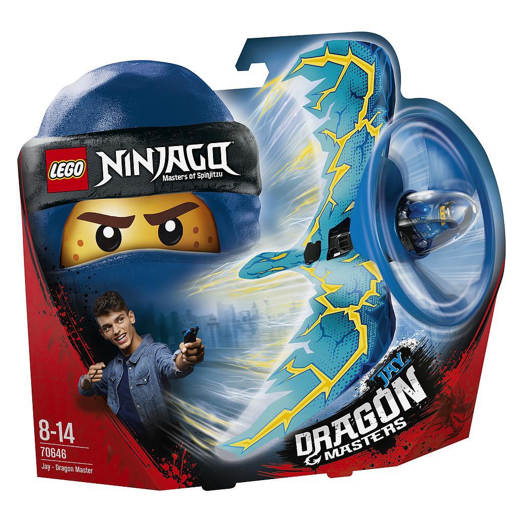LEGO Ninjago Jay-draakoni isan..
